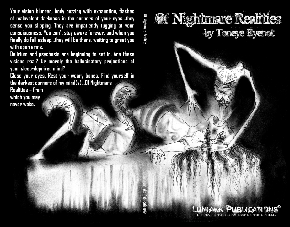 Of Nightmare Realities – Reviewed by Renier Palland from 'Bloody Good Horror BooksReviews'