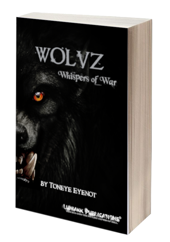 Book Review – Wolvz: Whispers of War