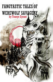 FANGTASTIC TALES OF WEREWOLF SAVAGERY-ebook cover